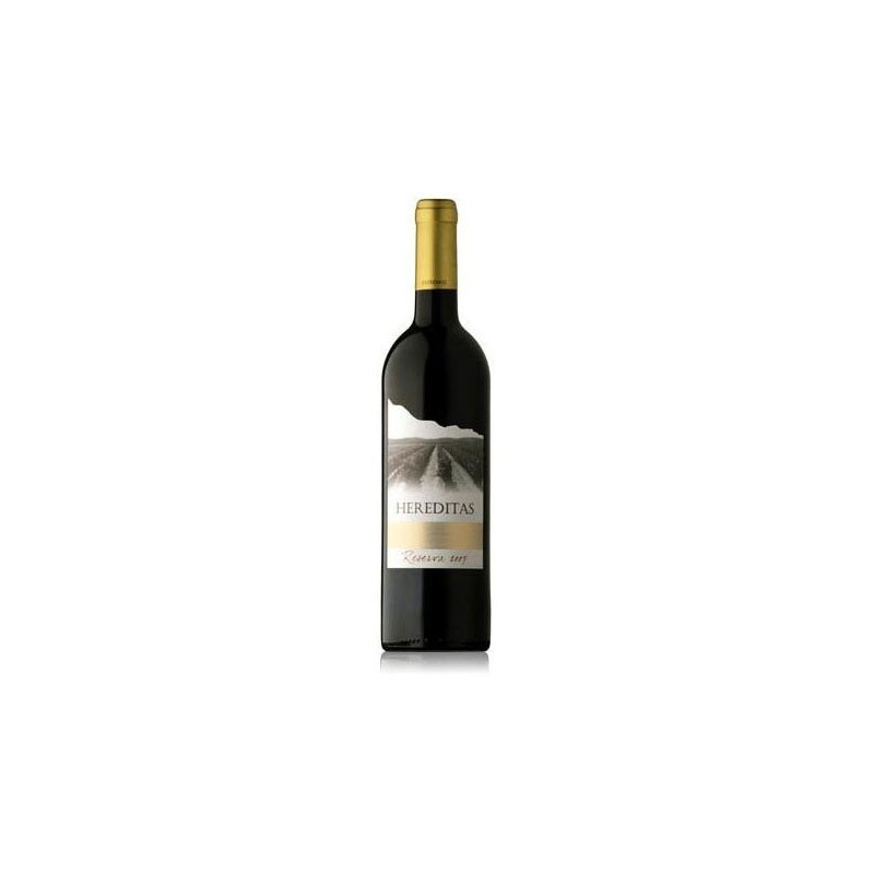 Hereditas Reserva 2008 Red Wine