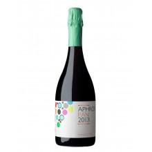 Aphros Pan 2013 Sparkling Rosé Wine