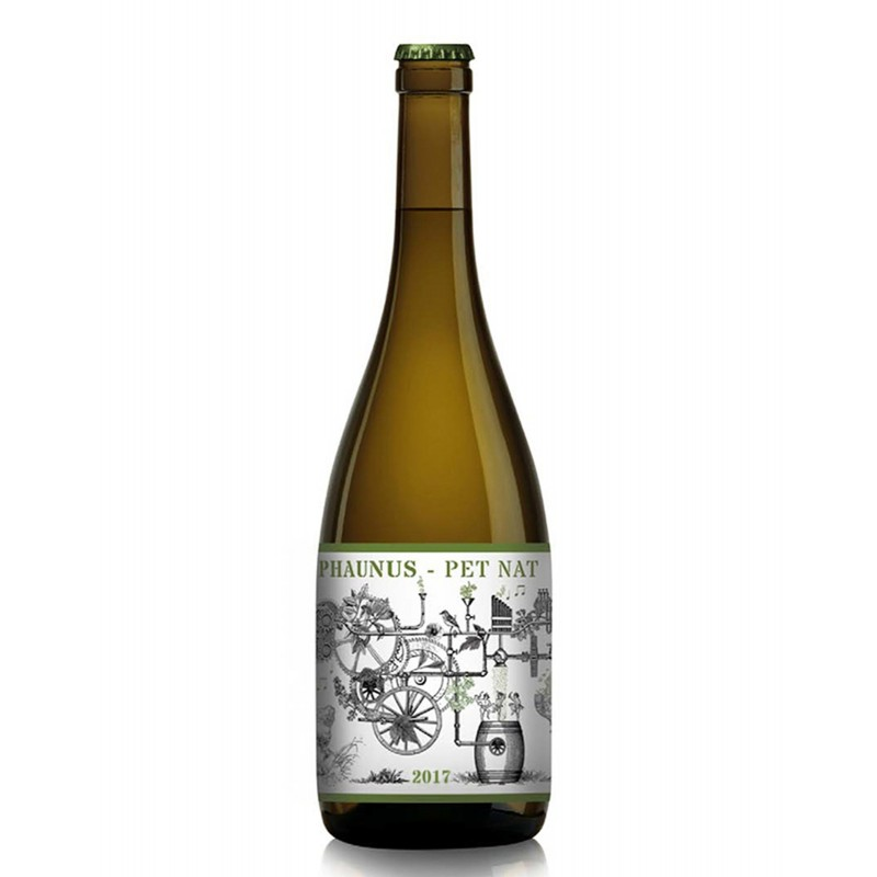 Phaunus Pet Nat Loureiro 2017 Sparkling White Wine