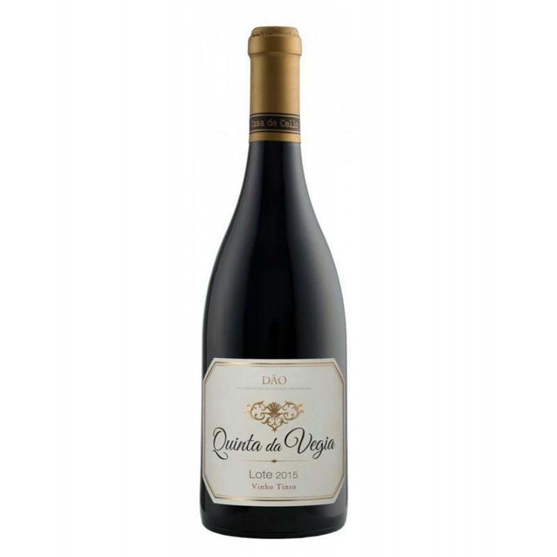 Quinta da Vegia Lote 2015 Red Wine