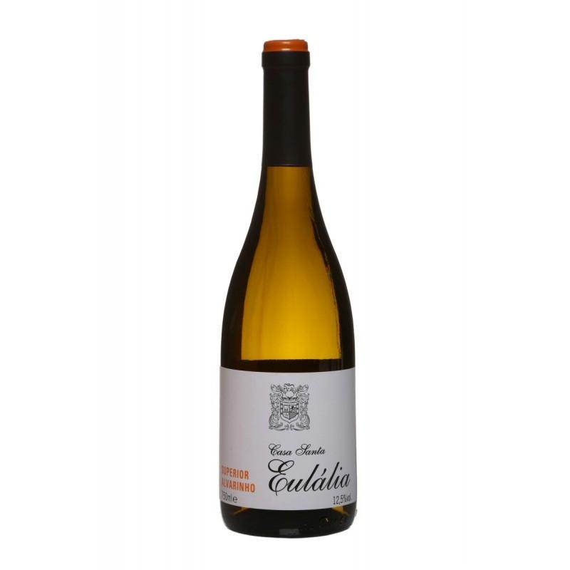 Casa Santa Eulália Alvarinho Superior 2018 White Wine