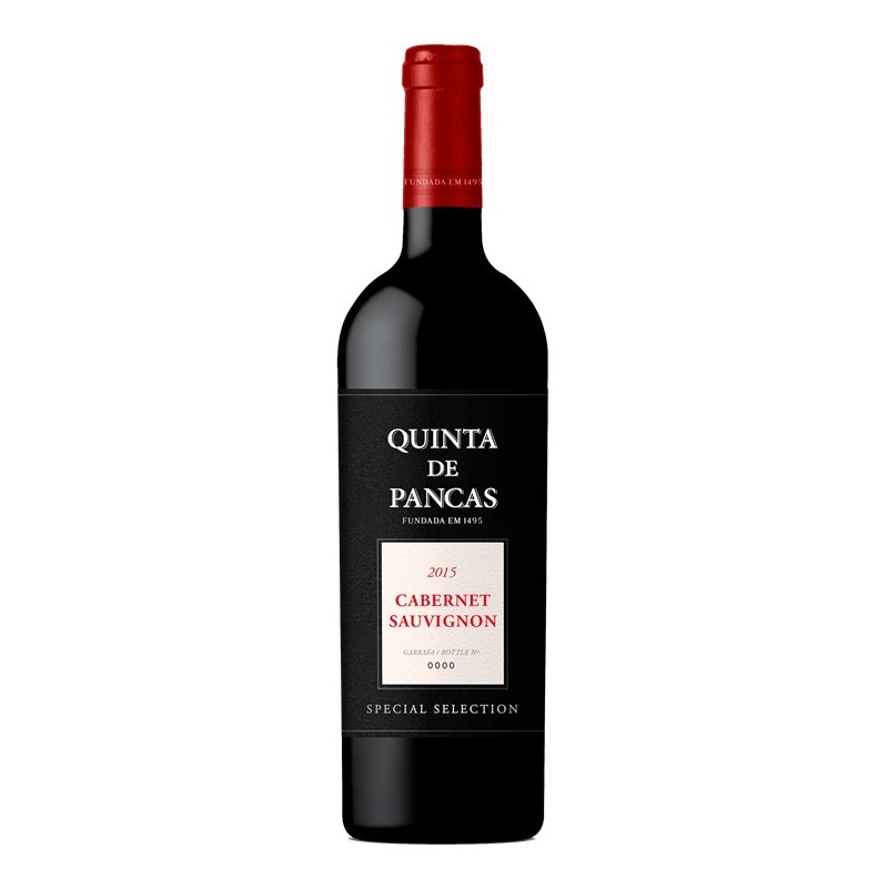 Quinta de Pancas Selection Cabernet Sauvignon 2015 Red Wine