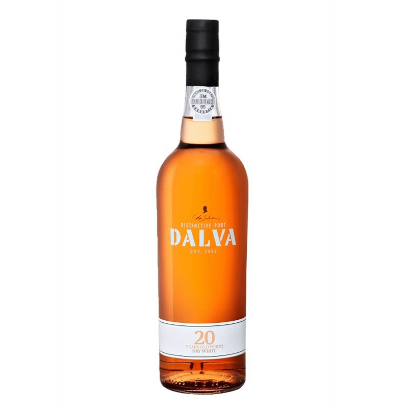 Dalva 20 Years Old Dry White Port Wine