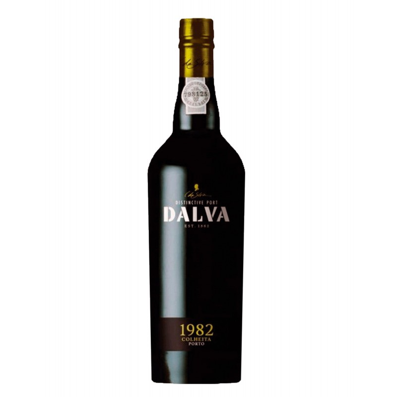 Dalva Colheita 1982 Port Wine