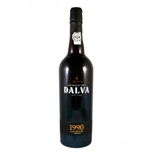 Dalva Colheita 1990 Port Wine