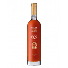 Dalva Golden White 1963 Port Wine (500 ml)