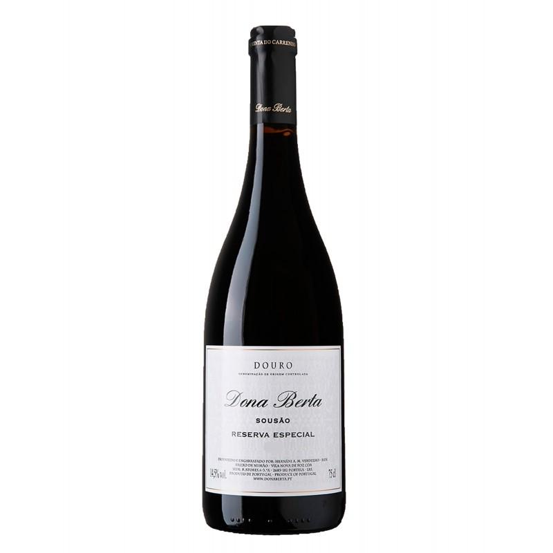 Dona Berta Reserva Especial Sousão 2015 Red Wine