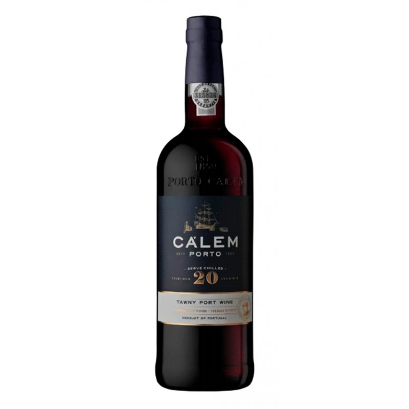 Calem 20 Years Old Port Wine