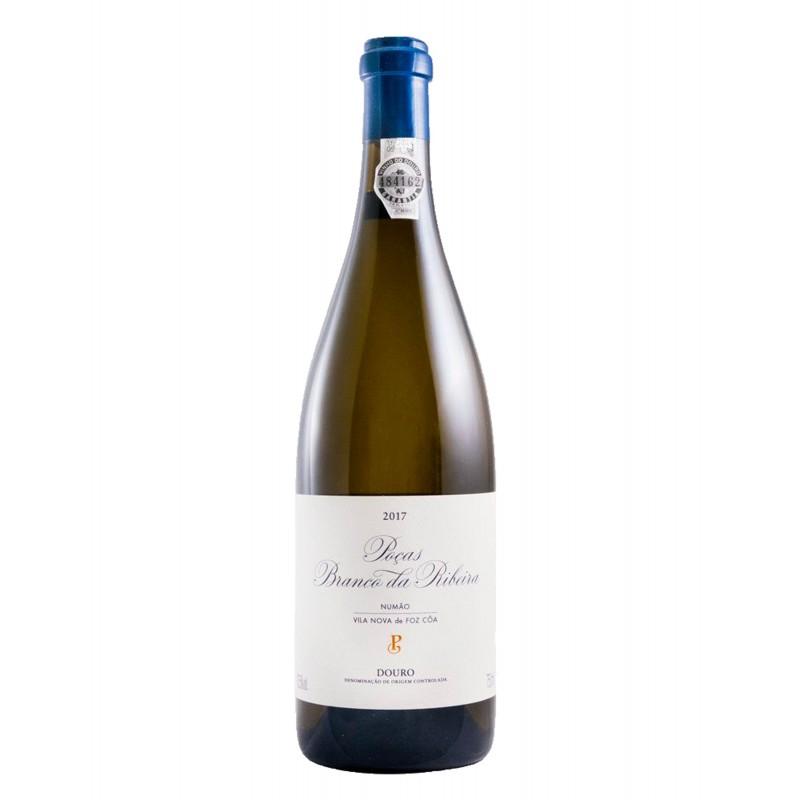 Poças Branco da Ribeira 2017 White Wine