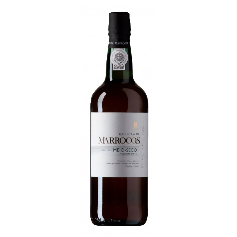 Quinta de Marrocos Medium Dry White Port Wine
