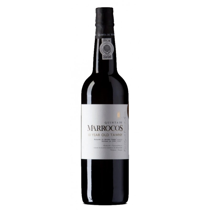 Quinta de Marrocos 10 Years Old Port Wine