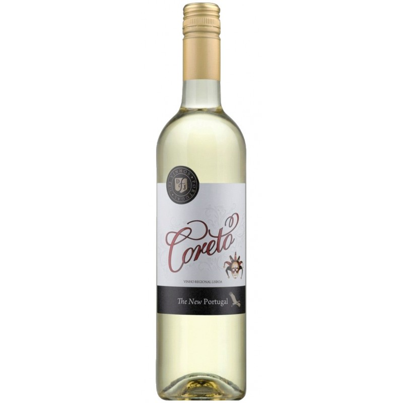 Coreto 2018 White Wine
