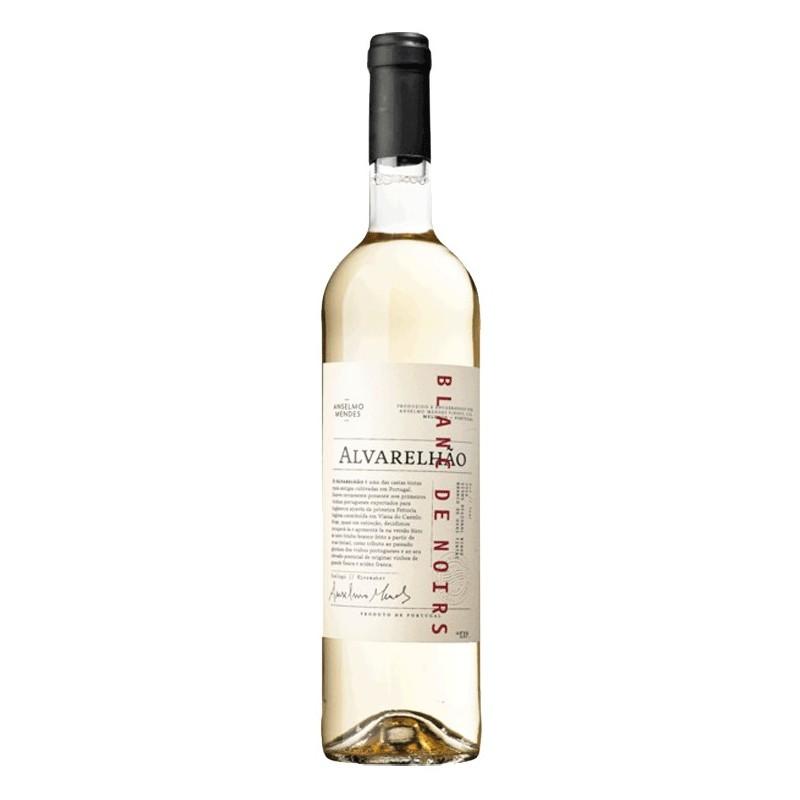Anselmo Mendes Alvarelhao Blanc de Noirs 2016 White Wine