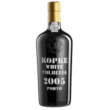 Kopke Colheita 2005 White Port Wine