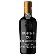 Kopke White 20 Years Old Port Wine (375ml)