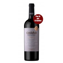 Promotion Cadão 2017 Red Wine (12 for the price of 10 bottles)