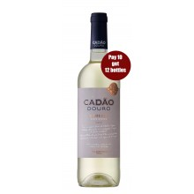 Promotion Cadão 2019 White Wine (12 for the price of 10 bottles)
