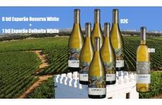 Promotion Herdade do Esporão Reserva White Wine + Colheita White Wine