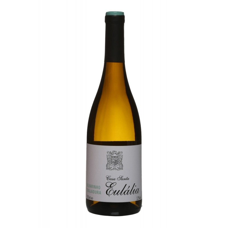Casa Santa Eulalia Alvarinho and Trajadura 2018 White Wine