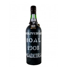 D'Oliveiras Boal 1908 Madeira Wine