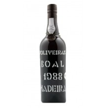 D'Oliveiras Boal 1988 Medium Sweet Madeira Wine