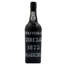 D'Oliveiras Sercial 1875 Dry Madeira Wine