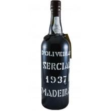 D'Oliveiras Sercial 1937 Madeira Wine