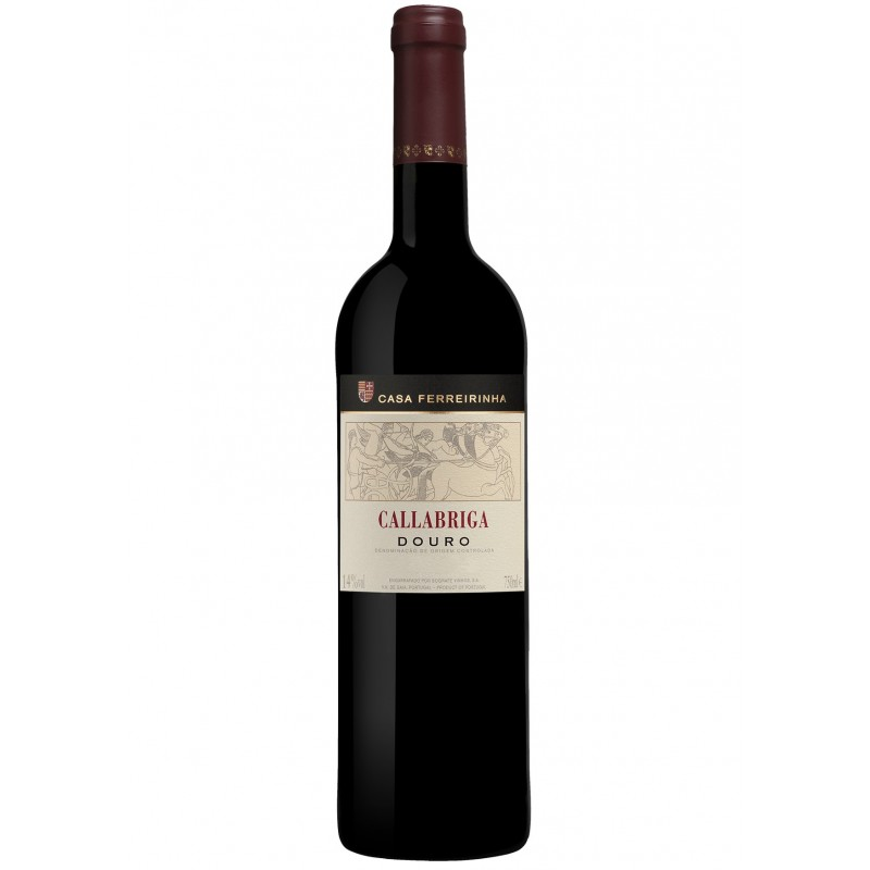 Casa Ferreirinha Callabriga 2017 Red Wine