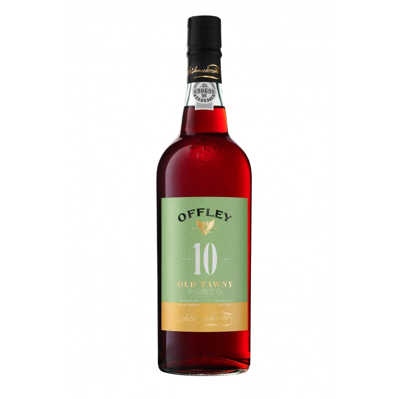 Offley Tawny 10 Years Old Port Wine