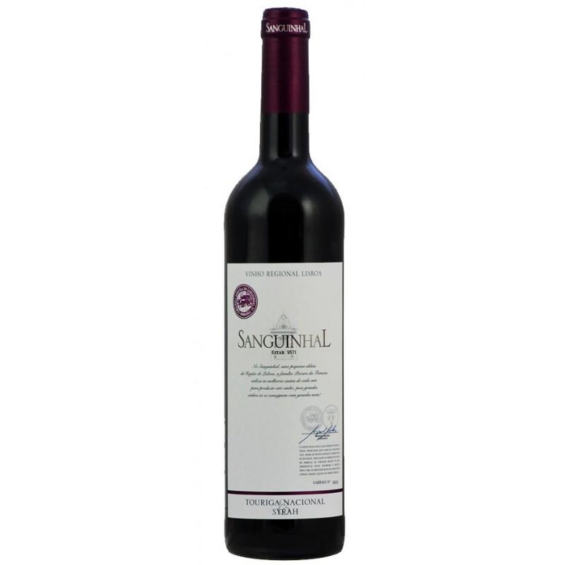 Sanguinhal Touriga Nacional - Syrah 2016 Red Wine