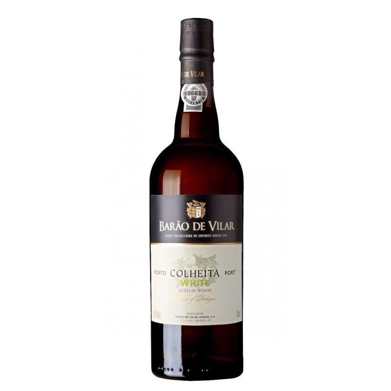 Barão de Vilar Colheita 1940 White Port Wine