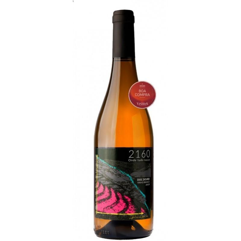 2160 Onde Tudo Nasce 2019 White Wine