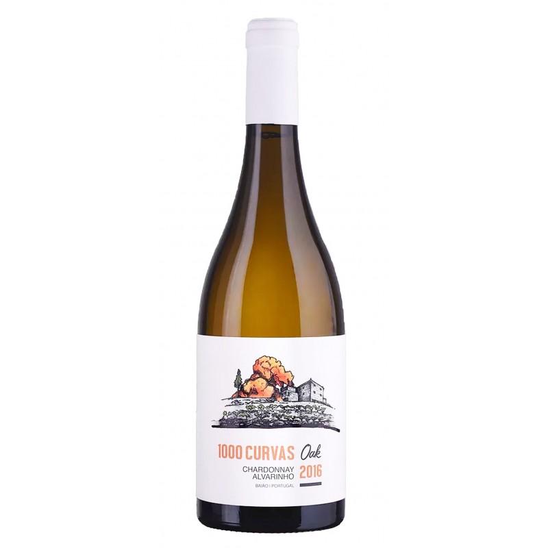 1000 Curvas Oak 2016 White Wine