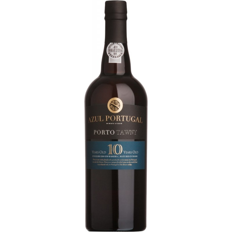 Azul Portugal 10 Years Old Port Wine
