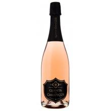 Quinta dos Carapeços 2018 Sparkling Rosé WIne