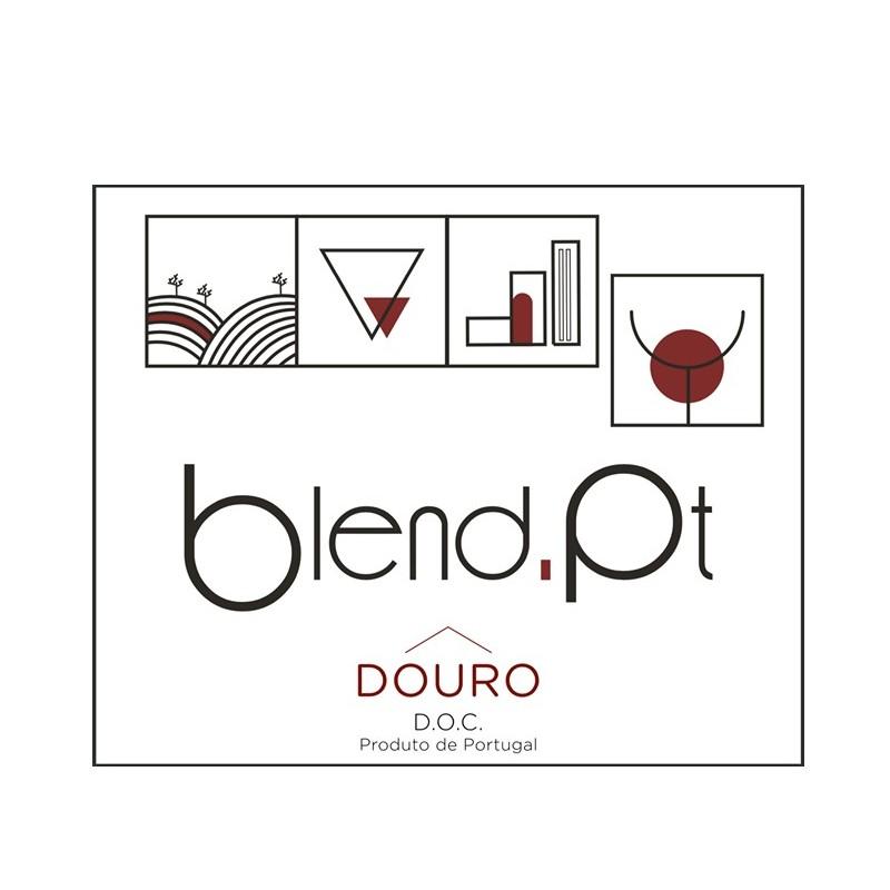 Blend.pt 2017 Red Wine