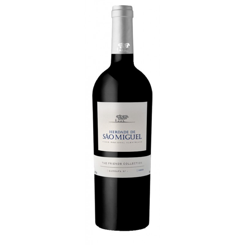 Herdade São Miguel Friends Collection 2015 Red Wine