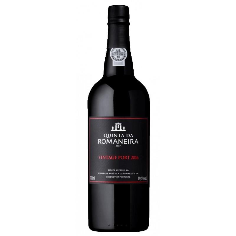 Quinta da Romaneira Vintage 2016 Port Wine