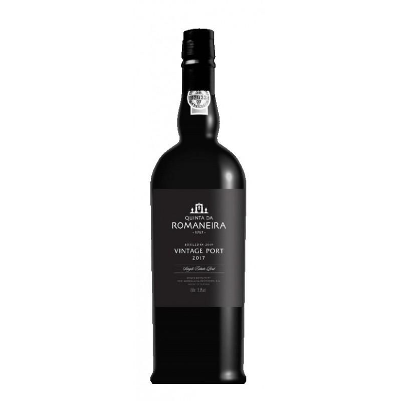 Quinta da Romaneira Vintage 2017 Port Wine