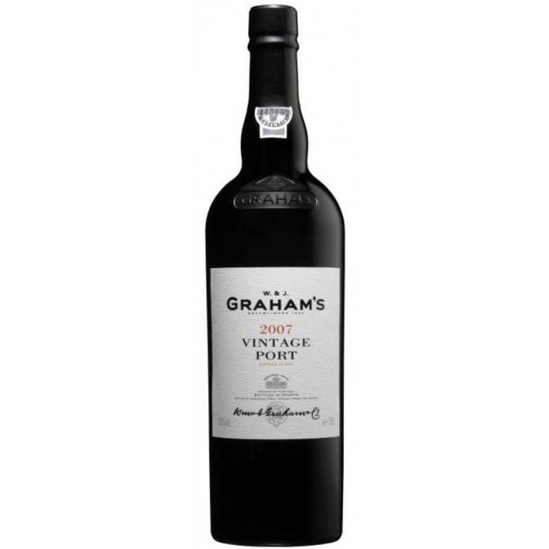Graham's Vintage 2007 Double Magnum Port Wine