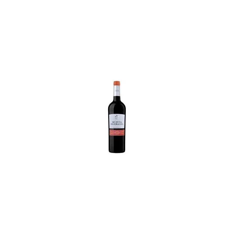 Quinta do Gradil Touriga Nacional and Tannat 2010 Red Wine