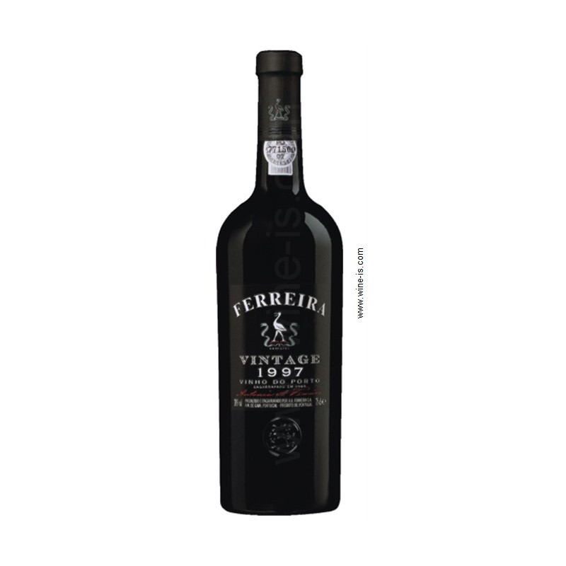 Ferreira Vintage 1997 Port wine