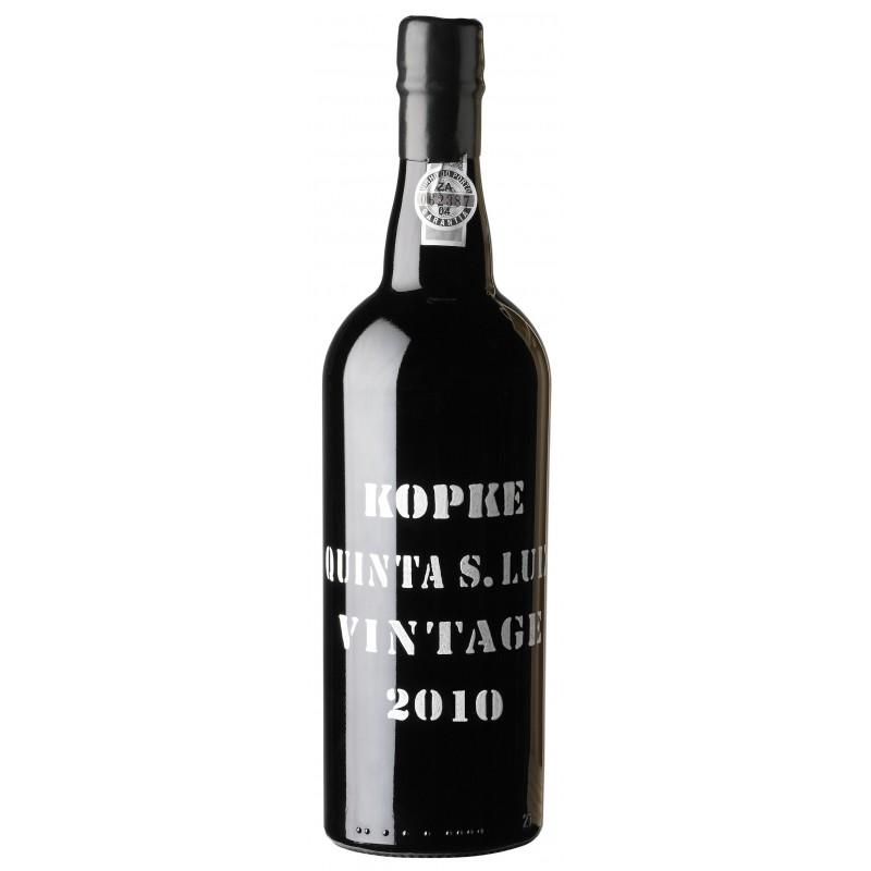Kopke Quinta de S. Luiz Vintage 2010 Port Wine