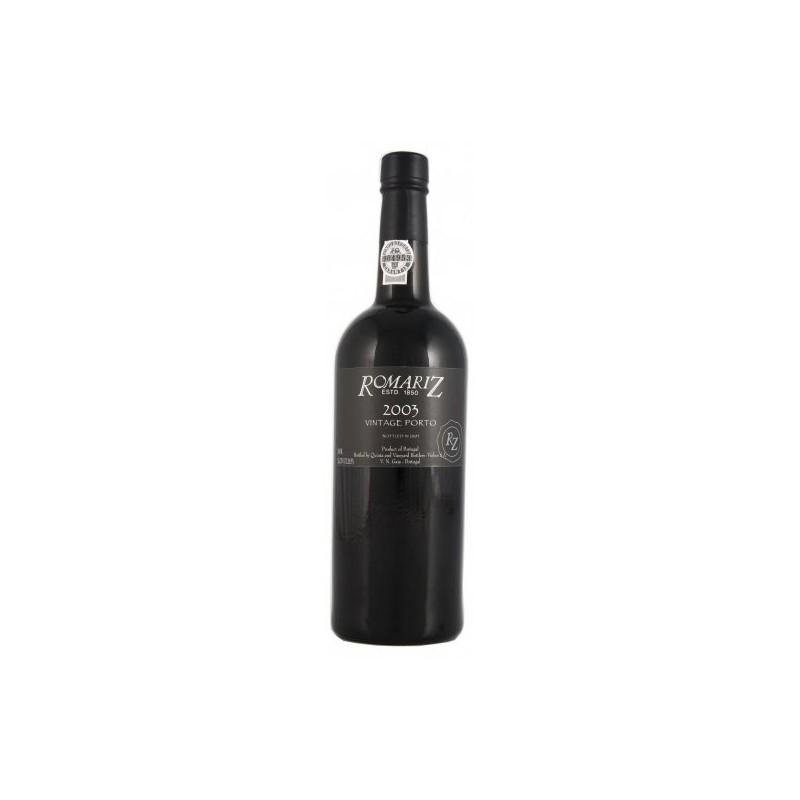 Romariz Vintage 2003 Port Wine