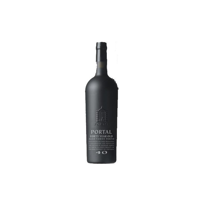 Portal 40 Years Old Port Wine