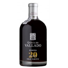 Quinta do Vallado 20 Years Old Port Wine (500 ml)