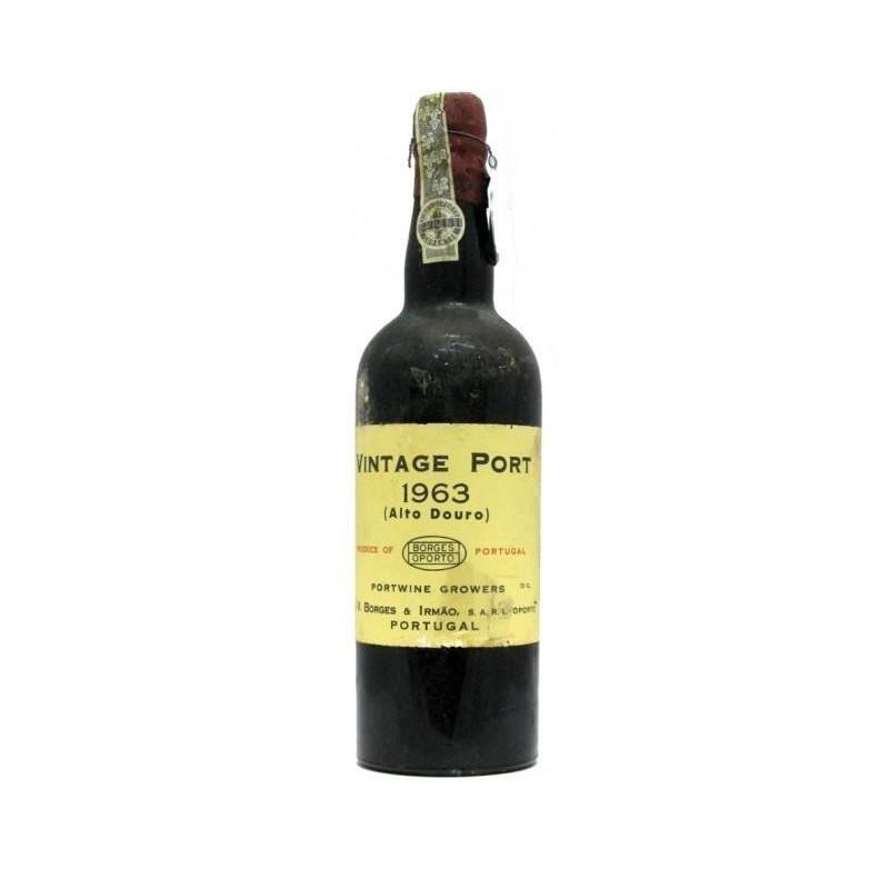 Borges Vintage 1963 Port Wine