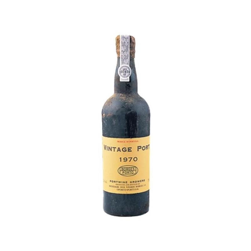 Borges Vintage 1970 Port Wine