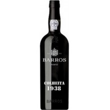 Barros Colheita 1938 Port Wine