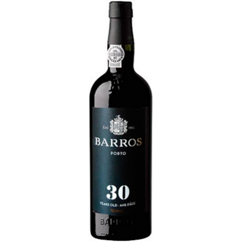 Barros 30 Years Old Port Wine